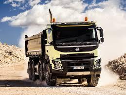 volvo dump truck 2014 volvo fmx 8x4 uk spec semi tractor dumptruck dump