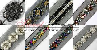 lace ribbon wholesale sequin lace ribbon trim wholesale