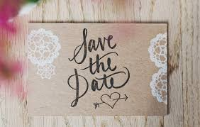 Rustic Save The Date 20 Ways To Make Your Save The Dates Awesome Weddingbells
