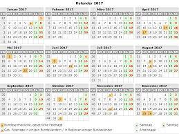 Kalender 2018 Hamburg Feiertage Kalender 2017 Zum Ausdrucken Kostenlos