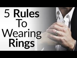 hand man rings images 5 rules for men wearing rings ring symbolism significance jpg