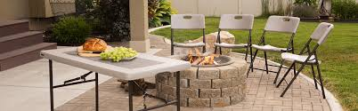 Buy Outdoor Table And Chairs Lifetime Products