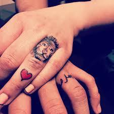mindblowing wedding ring tattoo designs sooper mag