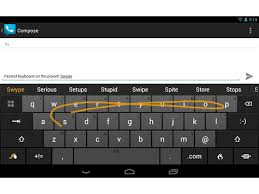 android swype keyboard swype keyboard for android finally emerges from beta cio
