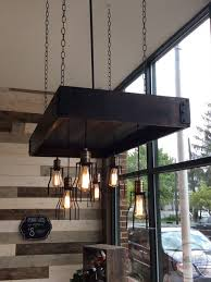 Wood Beam Light Fixture Commercial And Residential Unique Lighting Wood Beam Lights Box