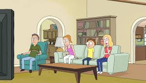 the living room rick and morty wiki fandom powered by wikia