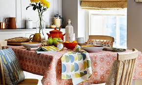colourful dining room ideas