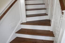 Hardwood Floor Stairs Carson U0027s Custom Hardwood Floors U2013 Utah Hardwood Flooring Other