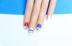 nail art rouge 18