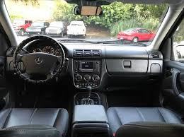 2003 mercedes m class 2003 mercedes m class awd ml 350 4matic 4dr suv in mission