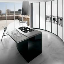 Modern Kitchens With Islands by Crafty Modern Curved Kitchen Island 53 Best Curved Kitchen Images