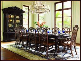 Tommy Bahama Dining Room Furniture Tommy Bahama Home Landara Rectangular Dining Table Set By Tommy