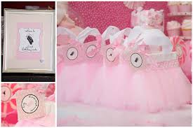 ballerina party supplies pretty girl girly ballet shoes dress decorations designs baby