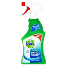 Anti Mould Spray For Painted Walls - morrisons dettol mould u0026 mildew remover spray 750ml product