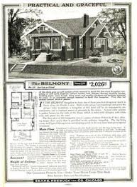 sears homes floor plans bungalow floor plans in the sears catalog 1915 to 1917 modern