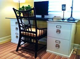 Oak File Cabinet 2 Drawer by Desk Faux Zinc Finish On Metal File Cabinets 2 Drawer Under Desk