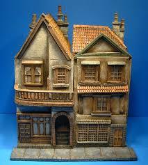 kobblestone miniatures wargame buildings wminiature buildings