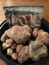 edible rocks edible fudge rocks for the confession of st