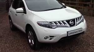 used lexus for sale glasgow used 2010 10 reg nissan murano 3 5 v6 auto for sale in