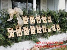 outdoor decoration ideas garlands along with