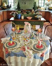 Round Table Decor 2298 Best Easter Food And Decor Images On Pinterest Easter Food