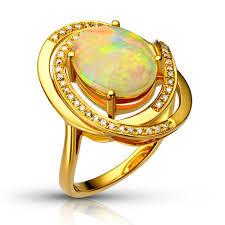 crystal opal rings images Opal ring jpg