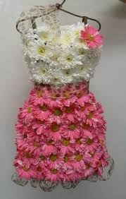 Real Flowers - 84 best real flower dresses images on pinterest flower dresses