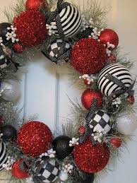 White Christmas Decorations Pictures by 12 Stylish Black U0026 White Christmas Decor Inspirations Black