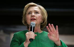Hillary Clinton Chappaqua Ny Address by Hillary Clinton Says She U0027s U0027ready To Come Out Of The Woods U0027 At St