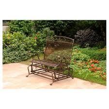 patio furniture swings gliders target