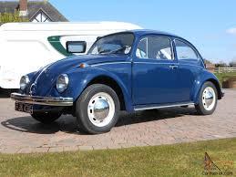 1970 volkswagen beetle classic 1970 classic volkswagen 1300 beetle cobalt blue