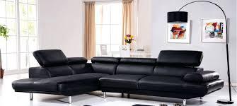 canap cuir 7 places articles with design canape noir et blanc tag canape noir