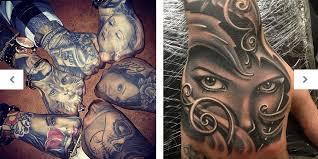 tattoos com crazy good hand tattoos