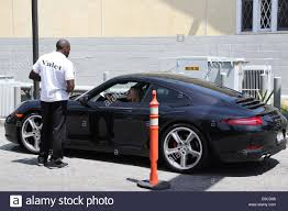 porsche 911 los angeles hilary duff at a valet in with porsche 911 featuring