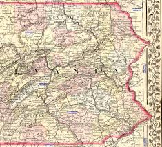 County Map Pennsylvania by Lackawanna County Pa Maps