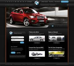 my account bmw the bmw website and experience is in serious need of a major redesign