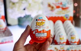 egg kinder kinder kinder eggs come to the us marinobambinos