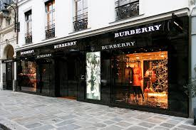 burberry siege social superfuture supernews burberry flagship store opening