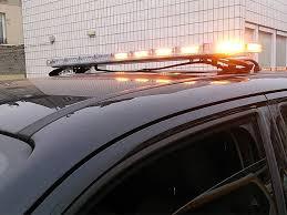 roof rack emergency light bar 911signal newest led emergency lightbar thinnest and lightest