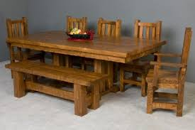 Western Style Dining Room Sets Wades Furniture Is Prescott Source For Rustic Log And Western