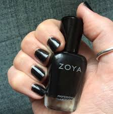 zoya nail polish in raven vamp it up manchester