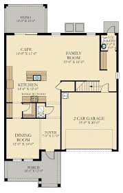 south carolina new home plan in connerton by lennar