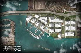 Port Of Miami Map by Gallery Of Port Side Miami Plusurbia Design 3