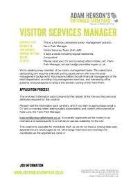 service manager job description it operations manager job