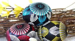 best decorated easter eggs easter ideas cool easter eggs on etsy