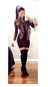 dresses with boots best 25 burgundy knee high boots ideas on