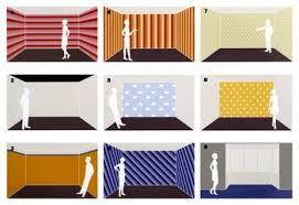 wandgestaltung streifen beispiele ideen zur wandgestaltung mit farbe besonders abbild oder einfach