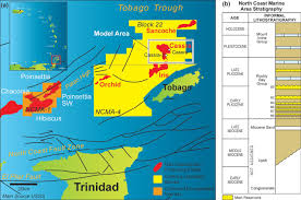 Tobago Map Volumetric And Dynamic Uncertainty Modelling In Block 22 Offshore