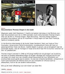 film up leeftijd press coverage thomas chapin film project the thomas chapin film