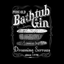 bathtub gin t shirt